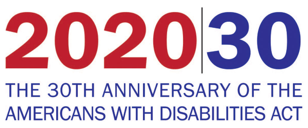 2020/30 The 30th Anniversary of the Americans with Disabilities Act