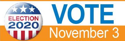 Vote November 3