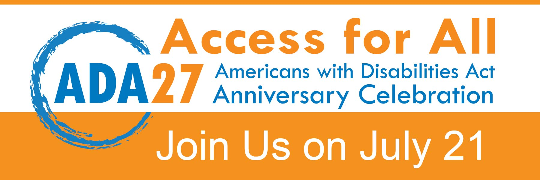 Access for All / ADA 27