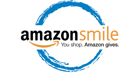 Amazon Smile logo with Disability Network circle