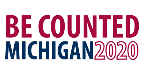 """Be Counted Michigan 2020"