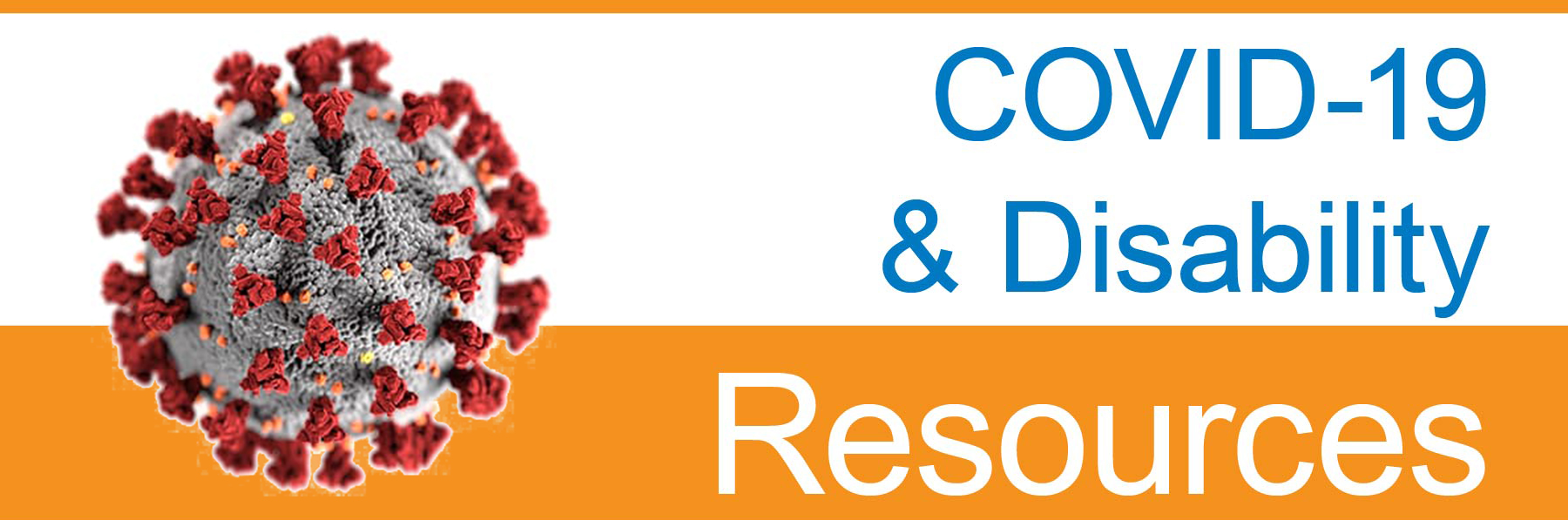 COVID-19 & Disability Resources