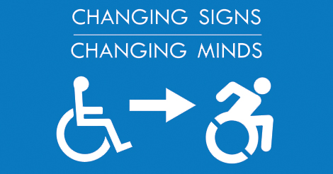Changing Signs/Changing Minds (old icon/new icon)