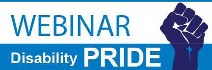 Webinar: Disability Pride