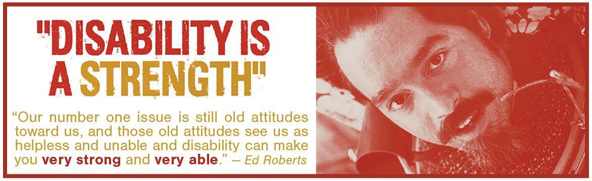 Ed Roberts quote