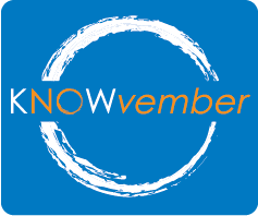 KNOWvember graphic