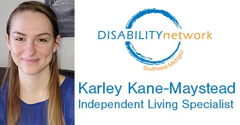 Karley - Independent Living Specialist