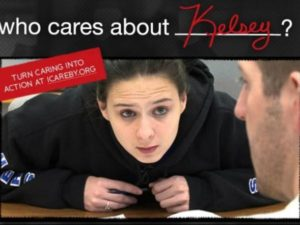 Who Cares About Kelsey movie jacket