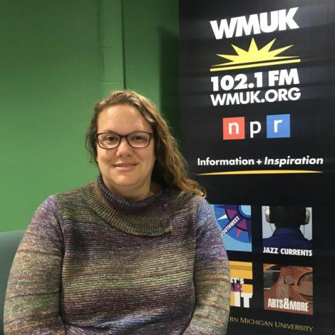 Miranda at WMUK 102.1 FM