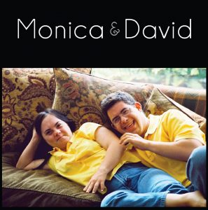 Monica & David movie cover