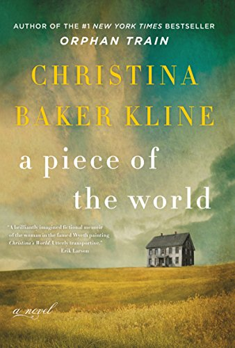 Book Jacket: A Piece of the World