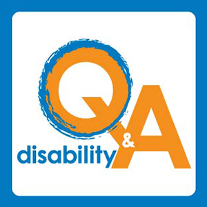 "icon ""Disability Q&A"""