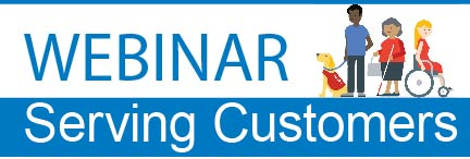 Webinar: Servicng Customers