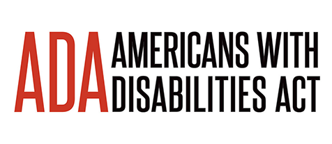 """""""ADA Americans with Disabilities Act"""""""