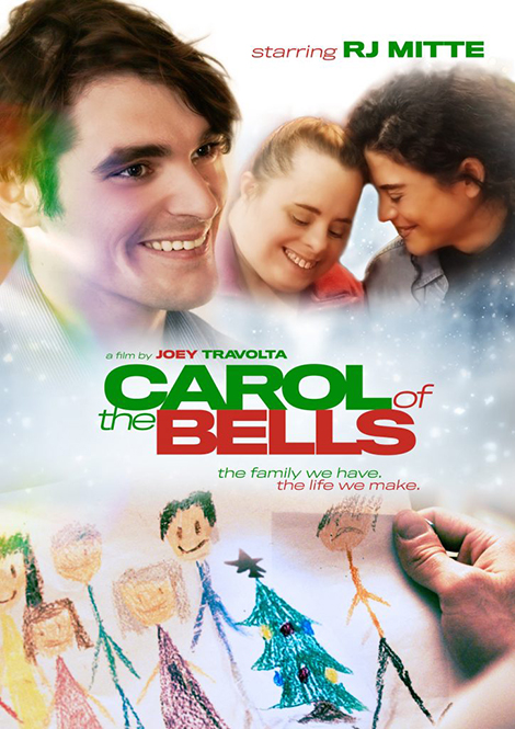 movie cover with holiday theme