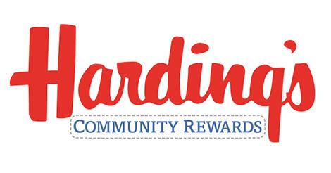 Hardings Community Rewards (logo)