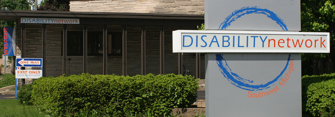 Disability Network Southwest Michigan - sign